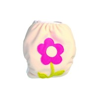 Ellas House Bum Wrap Fleece-PUL Überhose Wild Rose