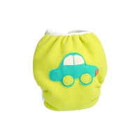 Ellas House Bum Wrap Fleece-PUL Überhose Speedy Car