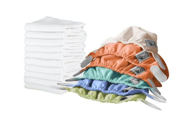 Pop-In Newborn Windelbox - pastell (2 - 5,5 kg)