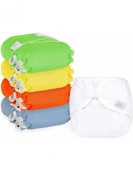 MINI Stoffwindel Pack Rainbow (2,5-5 kg)